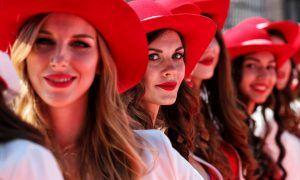 Russia follows Monaco - wants 'pretty girls' on the grid!