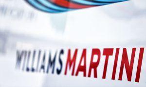 Williams - Martini logo.
