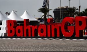 Scenes from the paddock - Bahrain
