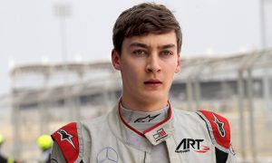 Bahrain Bahrain Free Practice 1, George Russell (GBR) ART Grand Prix