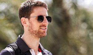 Grosjean expecting a 'tricky' time in China