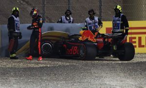 Verstappen's foot blamed for '150bhp power surge' in Bahrain