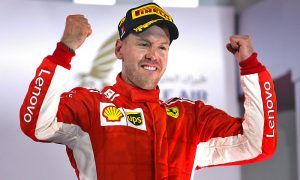 Vettel clings on in Bahrain to deny Bottas a last-gasp victory