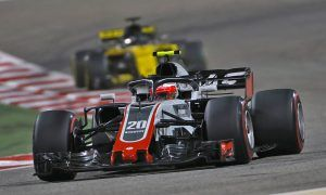 Magnussen 'proud' of Haas and points-scoring finish