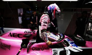 Perez puts P8 performance down to 'massive team effort'