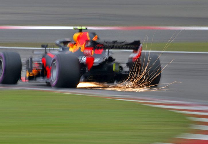 Max Verstappen Red Bull Racing Chinese Grand Prix