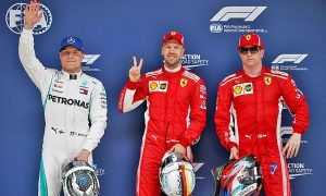 Vettel scorches the opposition for pole in chilly Shanghai qualifying