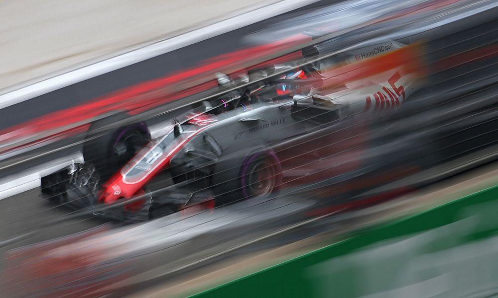 Romain Grosjean (FRA) Haas F1 Team