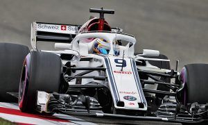 Ericsson gets grid 'penalty' for yellow flag infraction
