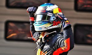 Chinese Grand Prix Race winner Daniel Ricciardo (AUS) Red Bull Racing