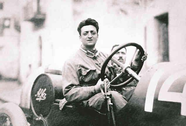 Alfa Ferrari