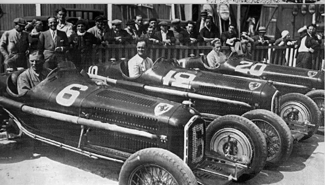 Alfa Monaco 1935