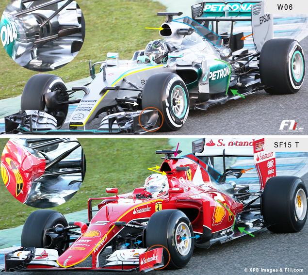 Motor Racing - Formula One Testing - Day 1 - Jerez, Spain