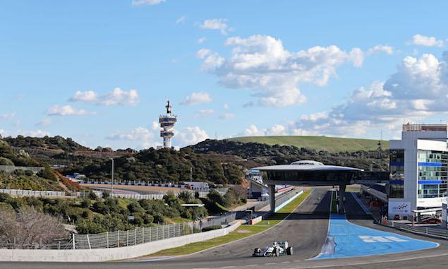 Motor Racing - Formula One Testing - Day 4 - Jerez, Spain