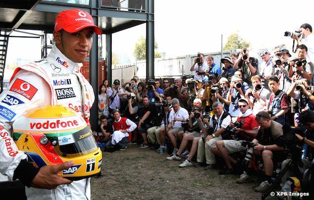 Formula 1 Grand Prix, Australia, Thursday