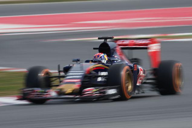 Motor Racing - Formula One Testing - Test Three - Day 2 -  Barcelona, Spain