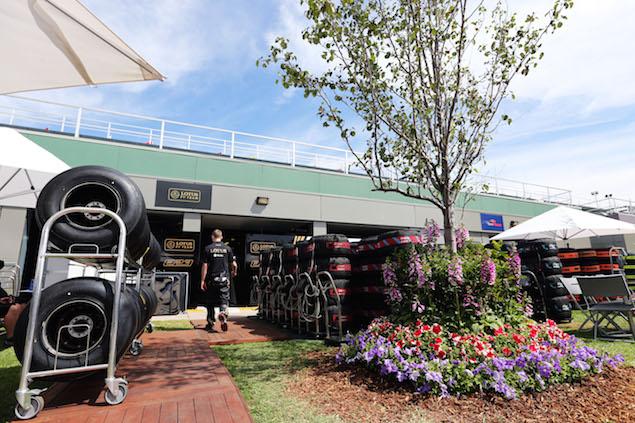 Motor Racing - Formula One World Championship - Australian Grand Prix - Qualifying Day - Melbourne, Australia