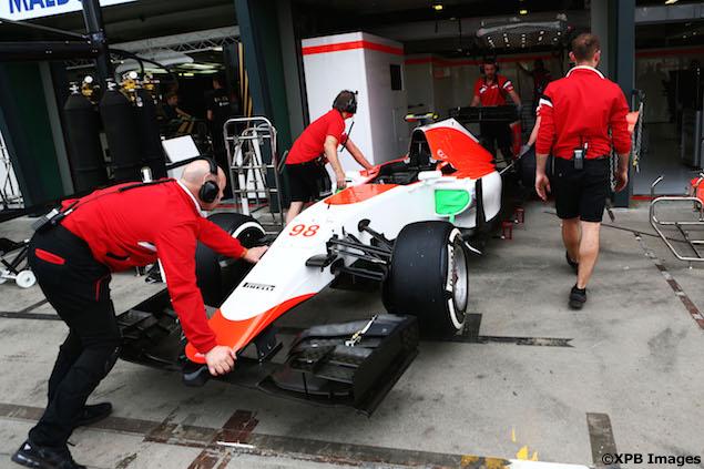 Motor Racing - Formula One World Championship - Australian Grand Prix - Practice Day - Melbourne, Australia