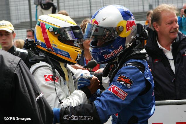 F3 Euro Series 2005, Round 13 & 14, N¸rburgring, Sunday