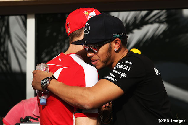 Motor Racing - Formula One World Championship - Bahrain Grand Prix - Preparation Day - Sakhir, Bahrain