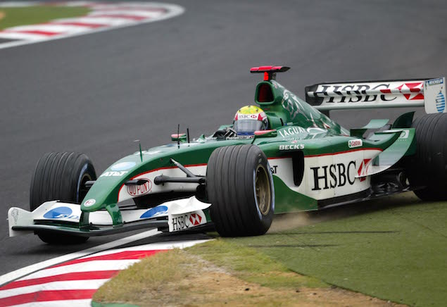 F1 in Japan, 2003, Sa......
