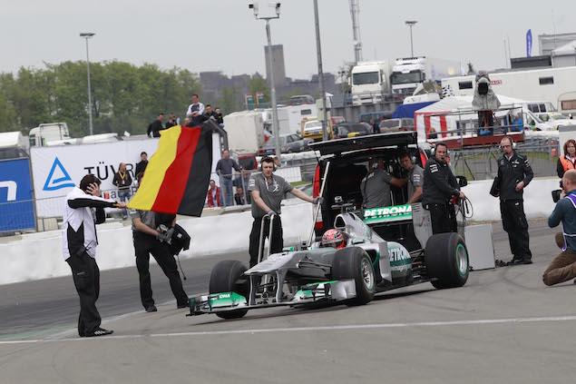 Motor Racing - ADAC Zurich 24 Hours - 41th Race - Nurburgring, Germany