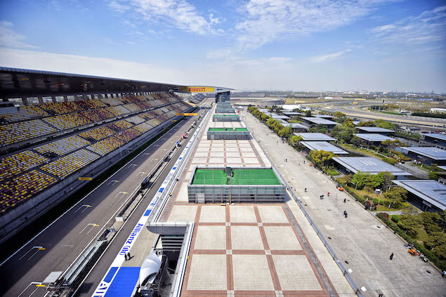 Motor Racing - Formula One World Championship - Chinese Grand Prix - Preparation Day - Shanghai, China