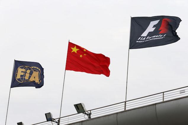 Motor Racing - Formula One World Championship - Chinese Grand Prix - Preparation Day - Shanghai, China