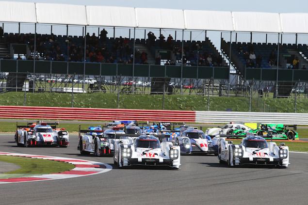 Motor Racing - FIA World Endurance Championship - WEC- Round 1 - Silverstone, England
