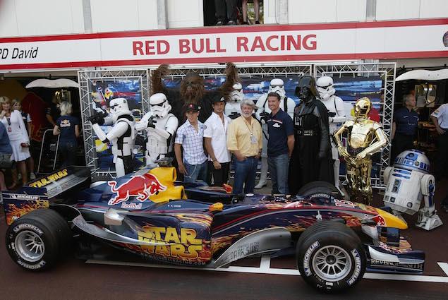 Formula 1 Grand Prix, Monaco, VIP..