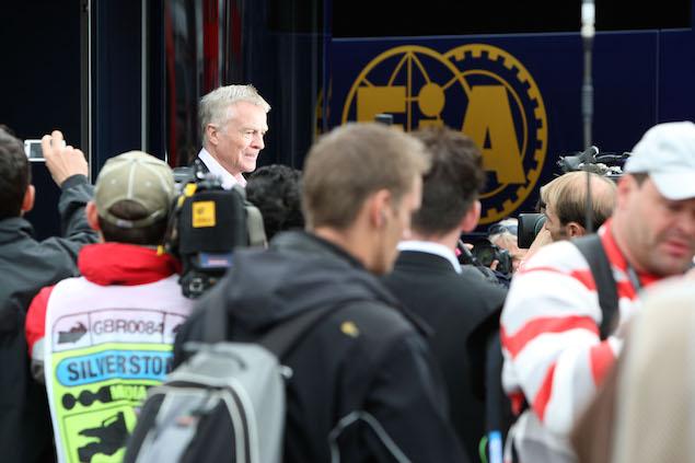 Formula 1 Grand Prix, England, Sunday
