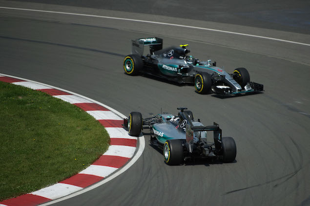 Motor Racing - Formula One World Championship - Canadian Grand Prix - Practice Day - Montreal, Canada