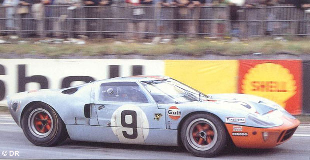 Lucien won the Le Mans 24 Hours in 1968, they year when Mauro suffered his terrible accident…
