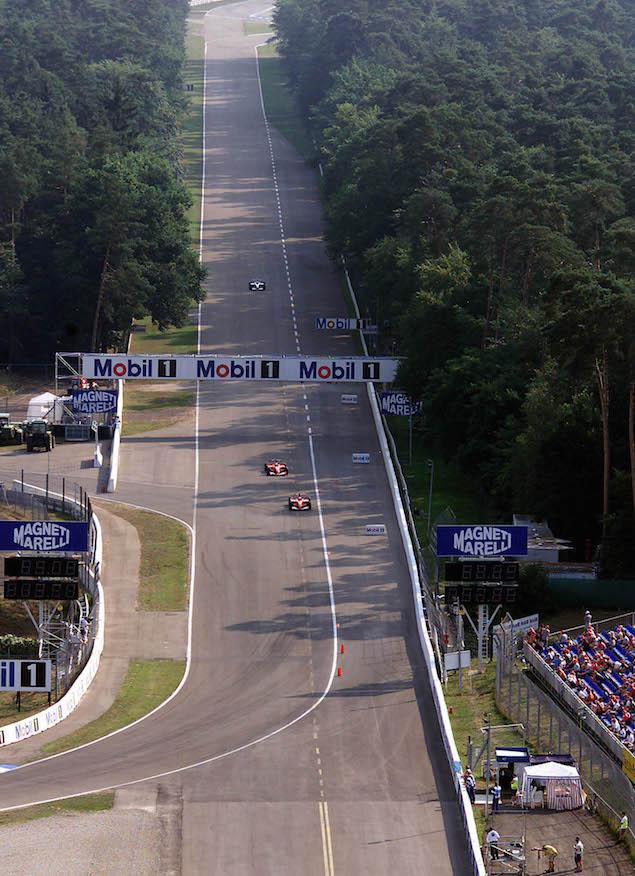 Formel 1 Grand Prix von Deutschland