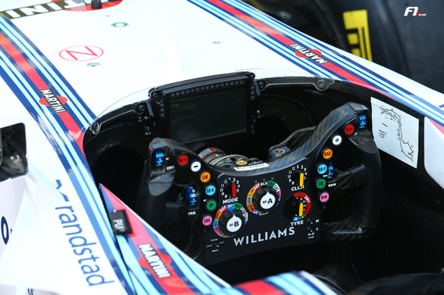 All of the 2015 F1 steering wheels | Page 11 of 21 | F1i.com