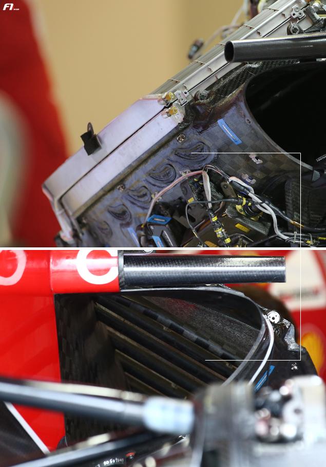 F1-technical-review-2015_ferrari-coolers_6