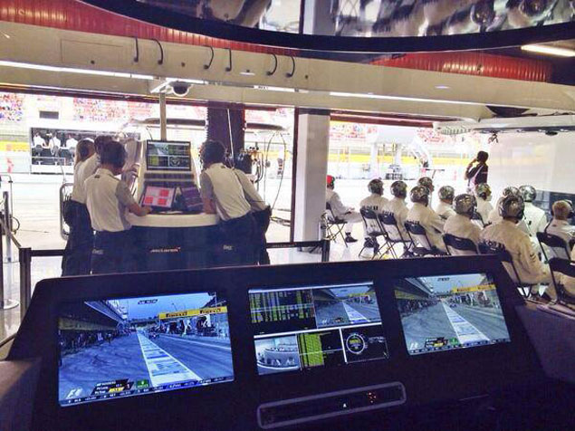 POD Race watch