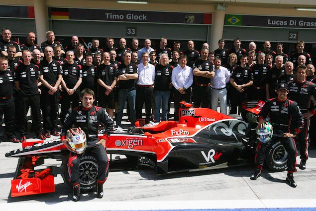 Formula 1 Grand Prix, Bahrain, Sunday
