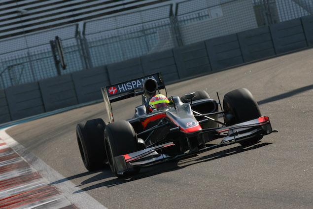 Formula 1 Testing, Abu Dhabi