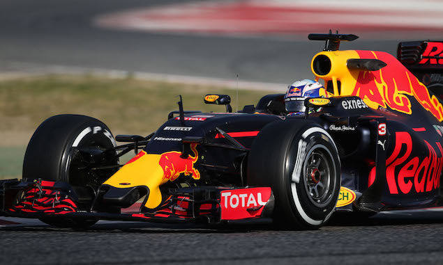 Motor Racing - Formula One Testing - Test One - Day 2 - Barcelona, Spain