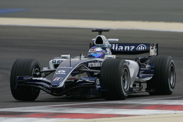 Formula 1 Grand Prix, Bahrain, Saturday Qualifying