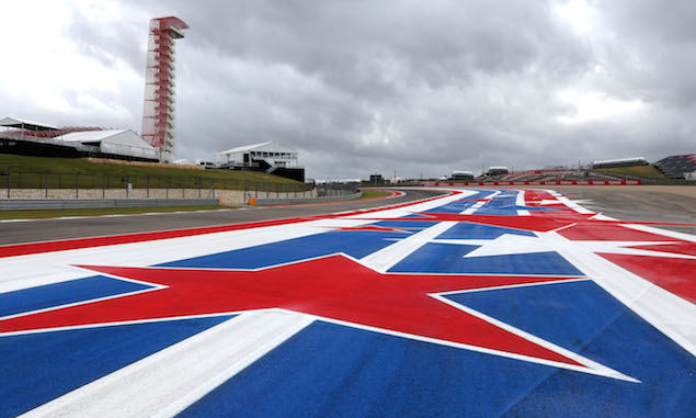 Motor Racing - Formula One World Championship - United States Grand Prix - Preparation Day - Austin, USA