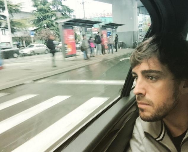 ©Fernando Alonso/Instagram