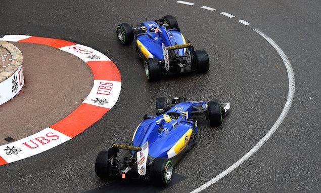 Monaco GP Race 29/05/16
