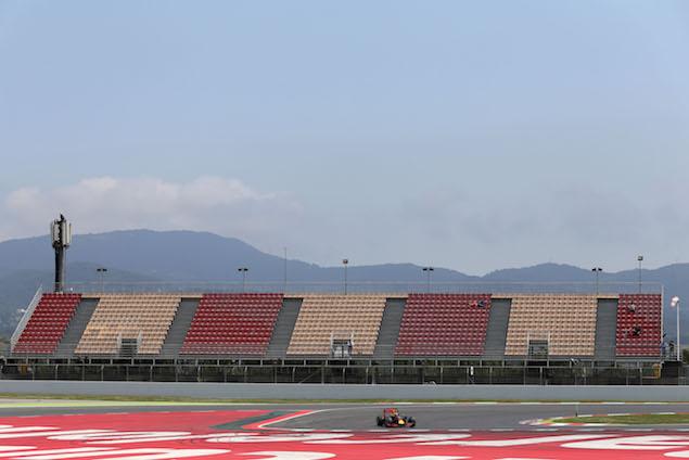 Motor Racing - Formula One Testing - In-Season Test - Day 1 -  Barcelona, Spain