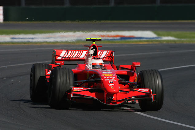 Formula 1 Grand Prix, Australia, Sunday Race