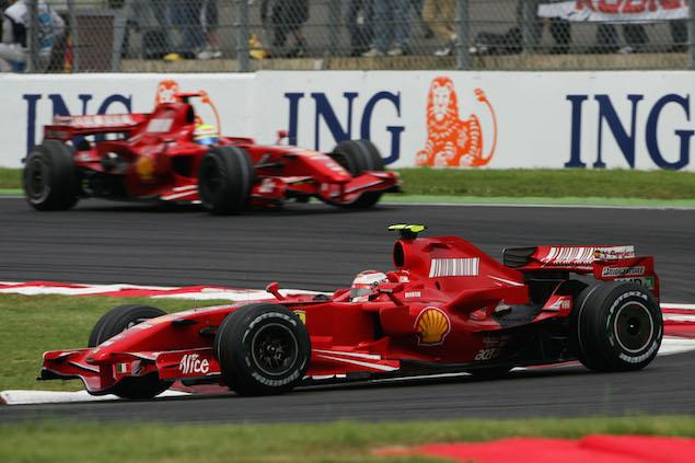 Formula 1 Grand Prix, France, Sunday Race