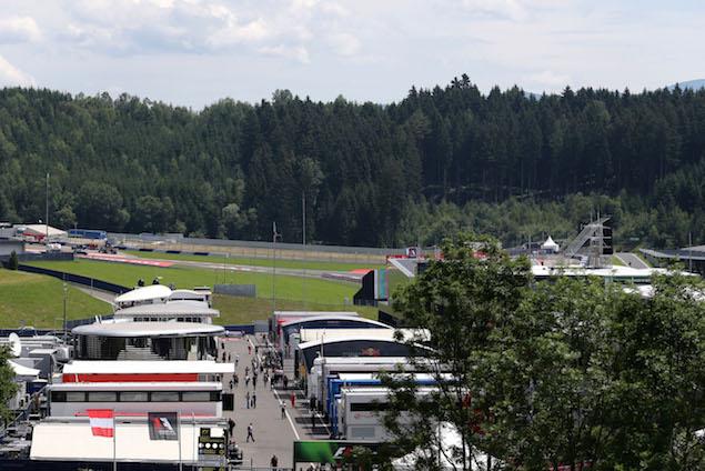Motor Racing - Formula One World Championship - Austrian Grand Prix - Preparation Day - Spielberg, Austria