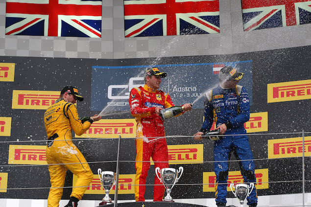 Motor Racing - GP2 Series - Sunday - Spielberg, Austria