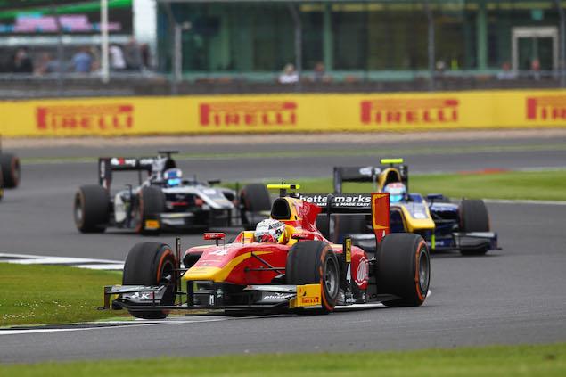 Motor Racing - GP2 Series - Saturday - Silverstone, England